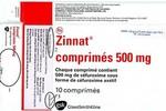 Phát hiện thuốc kháng sinh giả Zinnat 500 mg trên thị trường