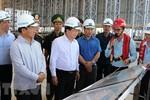 Phó Thủ tướng Trịnh Đình Dũng kiểm tra môi trường tại Hà Tĩnh
