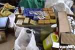 Thu giữ số lượng lớn thực phẩm chức năng ở Hà Nội