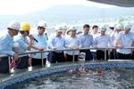 Thủ tướng thị sát hoạt động của Formosa Hà Tĩnh