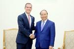 Thủ tướng hoan nghênh việc thiết lập đường bay thẳng Việt Nam - Los Angeles