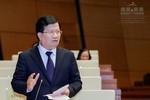 Phó Thủ tướng Trịnh Đình Dũng trả lời chất vấn về bất cập trong thu hồi đất