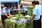 Tăng cường đấu tranh phòng chống tội phạm, buôn lậu, hàng giả
