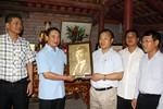 Báo cáo Ban Bí thư xin chủ trương tiếp nhận hài cốt cụ Kỳ Đồng Nguyễn Văn Cẩm