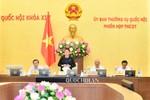 Ủy ban Thường vụ Quốc hội tiếp tục cho ý kiến Luật Giáo dục sửa đổi