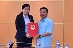 Ông Lưu Bình Nhưỡng được bổ nhiệm làm Phó trưởng ban Dân nguyện