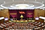Những nội dung chính trong ngày làm việc đầu tiên của Hội nghị Trung ương 8