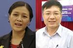 Bổ nhiệm nhân sự Bộ Ngoại giao và Ủy ban Quản lý vốn Nhà nước tại doanh nghiệp
