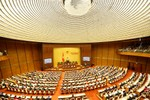 Quốc hội thông qua danh sách 48 chức danh lấy phiếu tín nhiệm tại Kỳ họp thứ 6