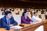 Quốc hội chốt số lượng cấp tướng trong lực lượng Công an