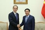 Nhiều tập đoàn lớn mong muốn được hợp tác tại Việt Nam