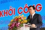 Phát lệnh khởi công xây dựng đường dây 500 kV từ Vũng Áng đến Pleiku