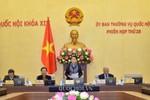 Triển khai kết luận của Ủy ban Thường vụ Quốc hội tại phiên họp thứ 29