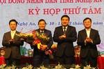 Thủ tướng phê chuẩn nhân sự của tỉnh Nghệ An và thành phố Cần Thơ