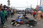 Xử lý nghiêm vụ tai nạn giao thông đặc biệt nghiêm trọng tại Long An