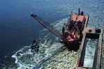 Thủ tướng trả lời chất vấn về cấp phép nhận chìm vật liệu nạo vét cảng than