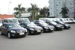 Những chức danh nào được sử dụng thường xuyên một xe ô tô, kể cả đã nghỉ hưu?