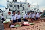 Triển khai thi hành Luật Cảnh sát biển Việt Nam