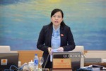 Đại biểu Nguyễn Thanh Hải chia sẻ thêm về kết quả lấy ý kiến Luật Giáo dục