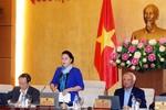 5 Bộ chuẩn bị báo cáo Uỷ ban Thường vụ Quốc hội