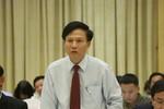 Đã chuyển kết luận thanh tra dự án Gang thép Thái nguyên sang Bộ Công an