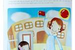 Thu hồi sách giáo dục in cờ Trung Quốc