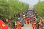 Dâng hương, tưởng niệm các Vua Hùng tại TP.HCM