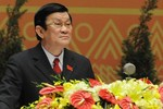 """Chủ tịch nước Trương Tấn Sang:""""Nghe ra các đồng chí vẫn chưa hài lòng"""""""