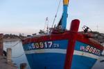 Hỗ trợ 70 triệu đồng cho tàu cá bị TQ đâm vỡ ở biển Hoàng Sa