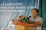 GĐ Đài PT-TH Thái Bình đang viết giải trình gửi Chủ tịch tỉnh