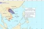 Tin áp thấp nhiệt đới trên Biển Đông: Bắc Bộ chiều tối nay có mưa to