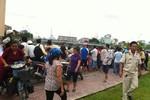 Phát hiện xác chết đang phân hủy trên kênh Nhiêu Lộc - Thị Nghè