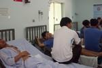 Tàu chở công nhân Dầu khí chìm ở Cần Giờ - TP HCM: 9 người mất tích
