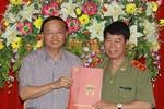 Bí thư Tỉnh ủy Ninh Bình làm Thứ trưởng Bộ Công an