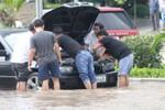 Các phương án chống ngập úng cục bộ ở Hà Nội trong mùa mưa