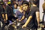 """Phạt 10 triệu đồng """"cậu ấm"""" đi môtô khủng, quậy tung đường Sài Gòn"""