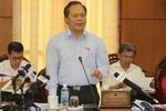 Vụ nổ súng ở Thái Bình vọng đến Ủy ban Thường vụ Quốc hội
