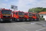 Công an tỉnh Khánh Hòa bác thông tin mua xe chữa cháy gần 1 triệu USD