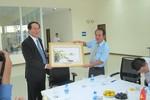 Bộ trưởng Bộ Công an Trần Đại Quang thăm dự án HAGL Myanmar