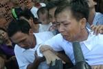 """Ông Nguyễn Thanh Chấn: """"Tôi bị bắt tập cầm dao, bê xác"""""""