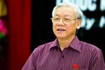 Tổng Bí thư Nguyễn Phú Trọng: Không ai thích thú gì đi khiếu kiện