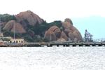 Hình ảnh đầu tiên tại quân cảng Cam Ranh, nơi đón tàu ngầm Kilo Hà Nội