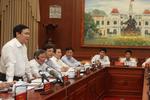 TP Hồ Chí Minh kiến nghị Ban Kinh tế TƯ nghiên cứu giúp 5 vấn đề lớn