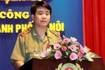 Giám đốc Công an Hà Nội 'trảm tướng' ngay tại hội nghị