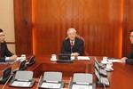 Tổng Bí thư Việt Nam và Trung Quốc điện đàm