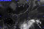 Đầu năm, bão cấp 8 tiến vào Biển Đông
