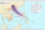 Bão số 3 tiến sát quần đảo Hoàng Sa, gây gió mạnh tại biển Đông