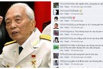 Cộng đồng mạng khóc thương trước sự ra đi của Đại tướng Võ Nguyên Giáp