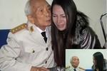 Hàng nghìn người nghẹn ngào vì ảnh Hồ Quỳnh Hương chụp cùng tướng Giáp
