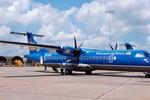Tìm thấy lốp máy bay ATR-72 trong mương nước